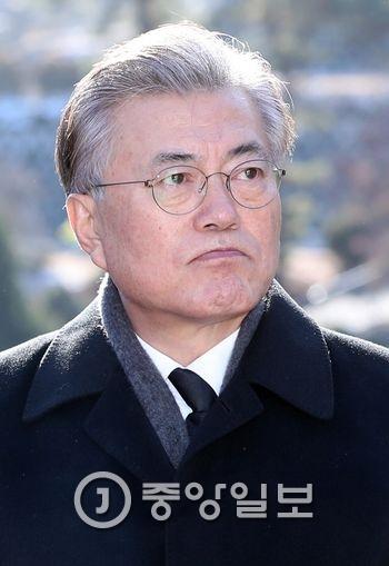 문재인 더불어민주당 전 대표. 박종근 기자