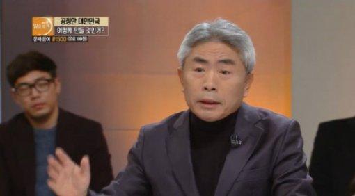 """정규재 """"연평해전 때 DJ, 축구보러 갔지만 탄핵 안됐다"""""""