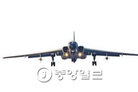 훙(轟·H)-6 폭격기. [중앙포토]