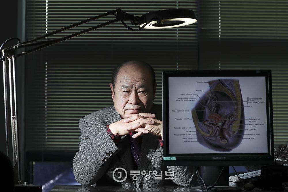 드들강 사건 해결한 이정빈 교수. 김경록 기자