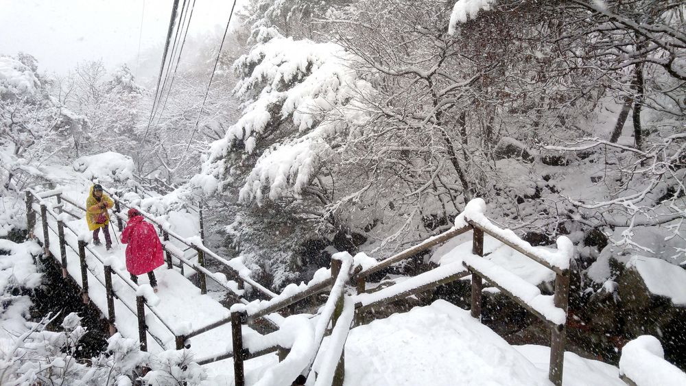 [서소문 사진관] 겨울 산행 이것 만은 지키세요! 안전 산행 10가지 팁