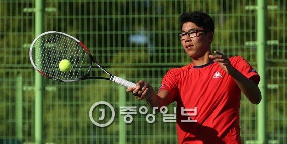 정현(21·한체대). 신인섭 기자