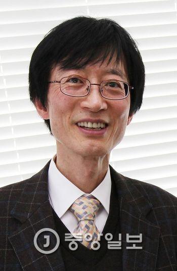 카이스트 총장 후보 이용훈 교수. [중앙포토]