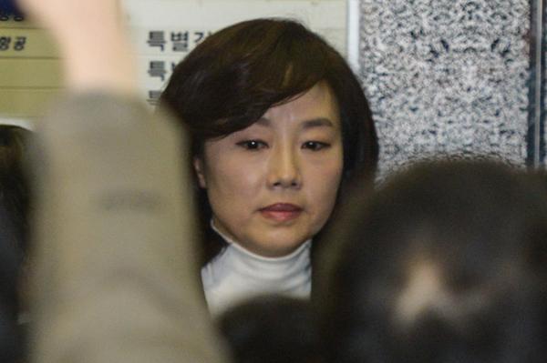 조윤선 문화체육관광부 장관. [사진 중앙포토]