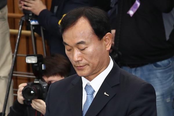 정동춘 전 K스포츠재단 이사장. [사진 중앙포토]