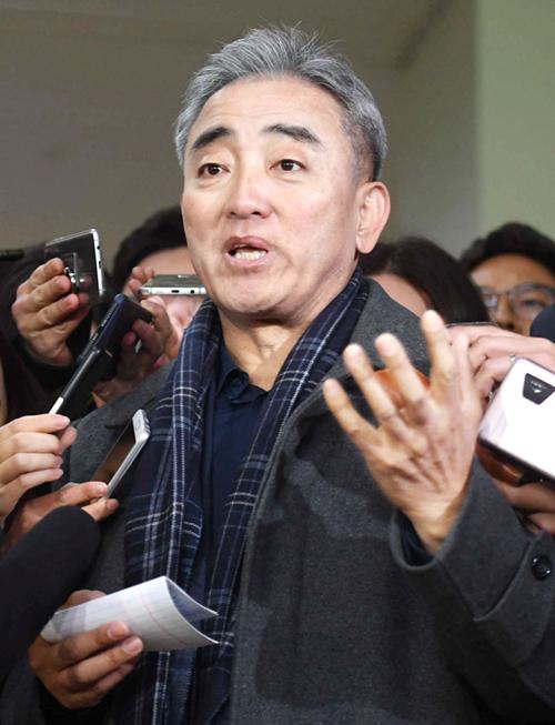 유진룡 전 문화체육관광부 장관. [사진 중앙포토]