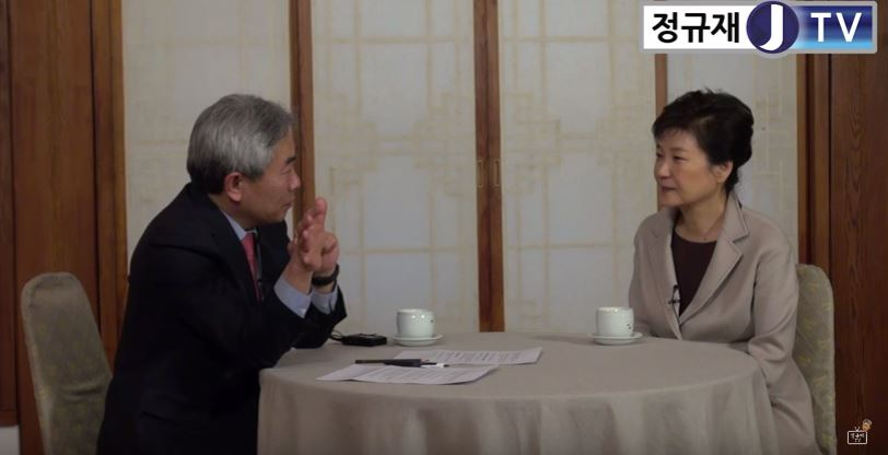 [사진 유튜브채널`정규재tv` 캡처]