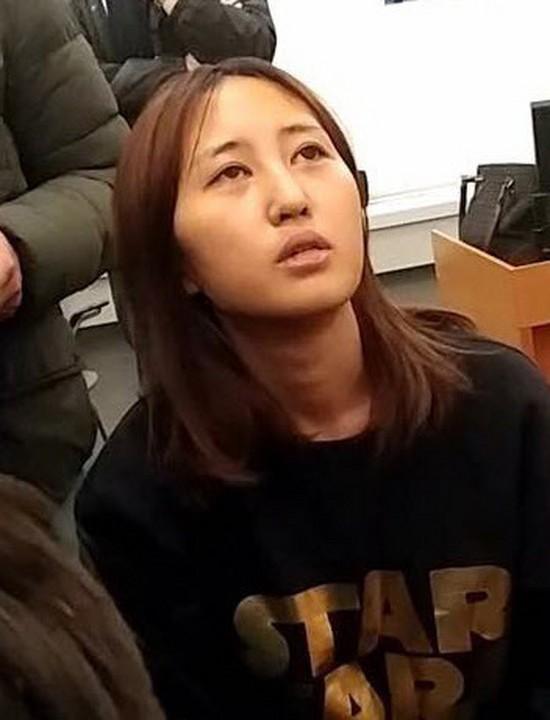 덴마크 올보르에서 체포돼 현지 구치소에 수감 중인 정유라씨. [사진 길바닥저널리스트 페이스북]