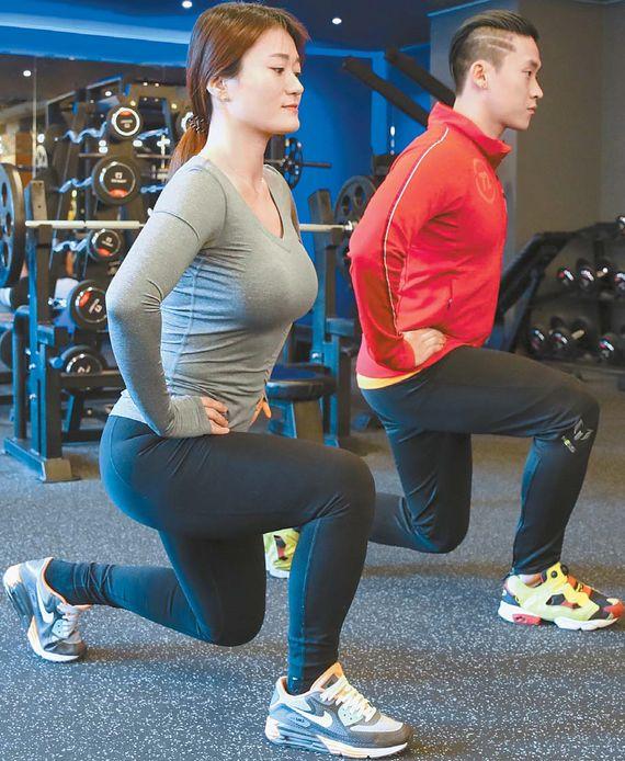 5c2553b6cf7 힘의 원천' 엉덩이 근육