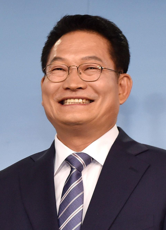 송영길 더불어민주당 의원. [중앙포토]
