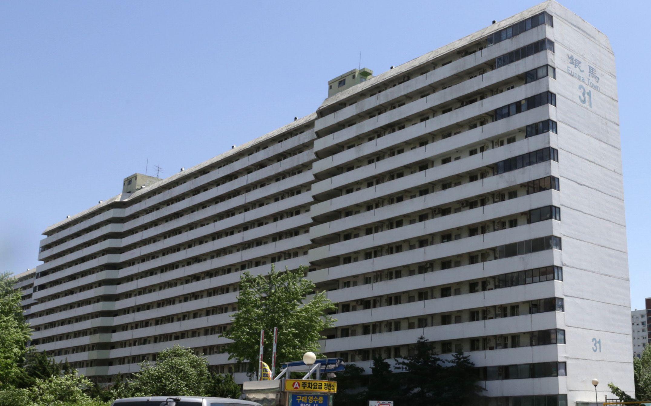 50층 건립이 사실상 불가능해진 대치동 은마아파트 전경. [중앙포토]