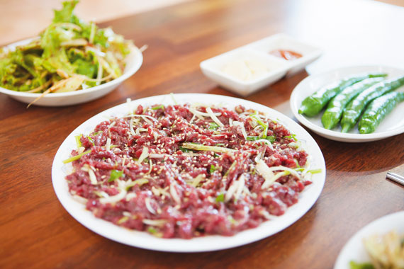 [땅이야기 맛이야기] 경북(16) 식도락가들이 감탄한 맛, 편대장영화식당