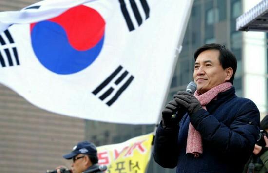 김진태 새누리당 의원 [사진 김 의원 페이스북]