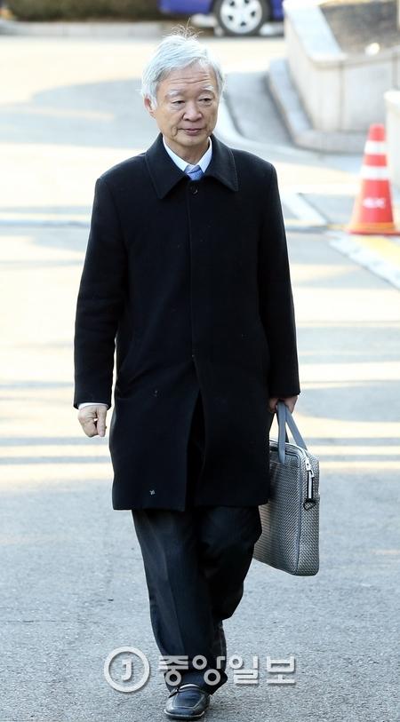 사진=박근혜 대통령 변호인단 중 한 명인 서석구 변호사.