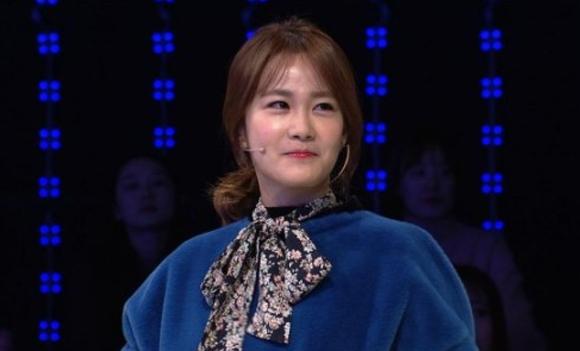 김지민은 최근 진행된 KBS2 '1대 100' 녹화에서 1인으로 출연해 조우종에 대해 한 마디 했다. [사진 KBS 캡처]