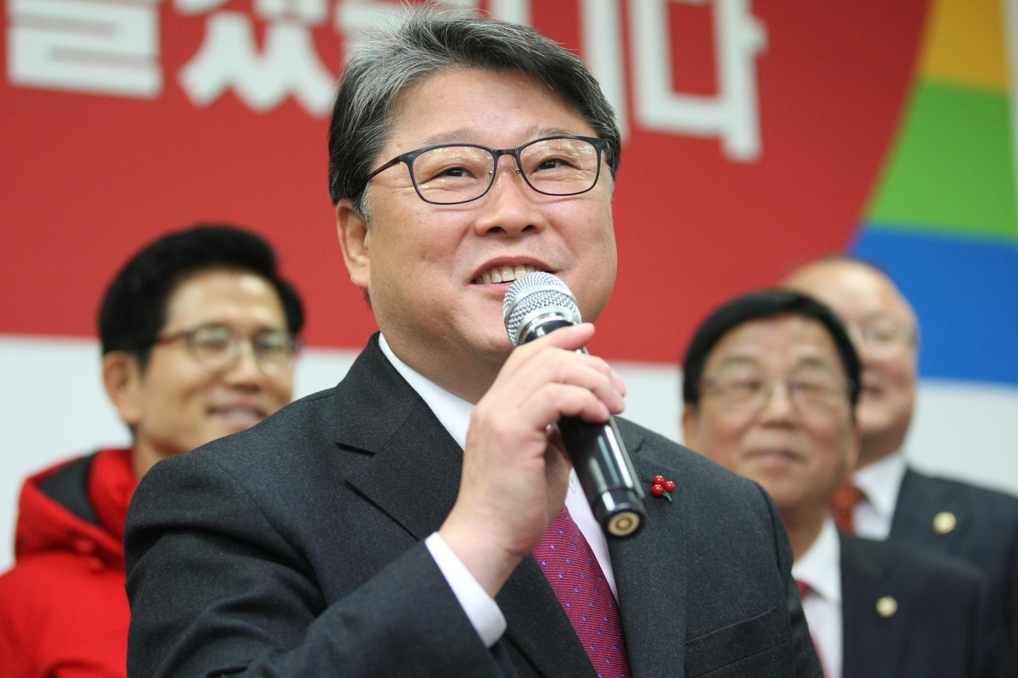조원진 자유한국당 의원. [사진 중앙포토]