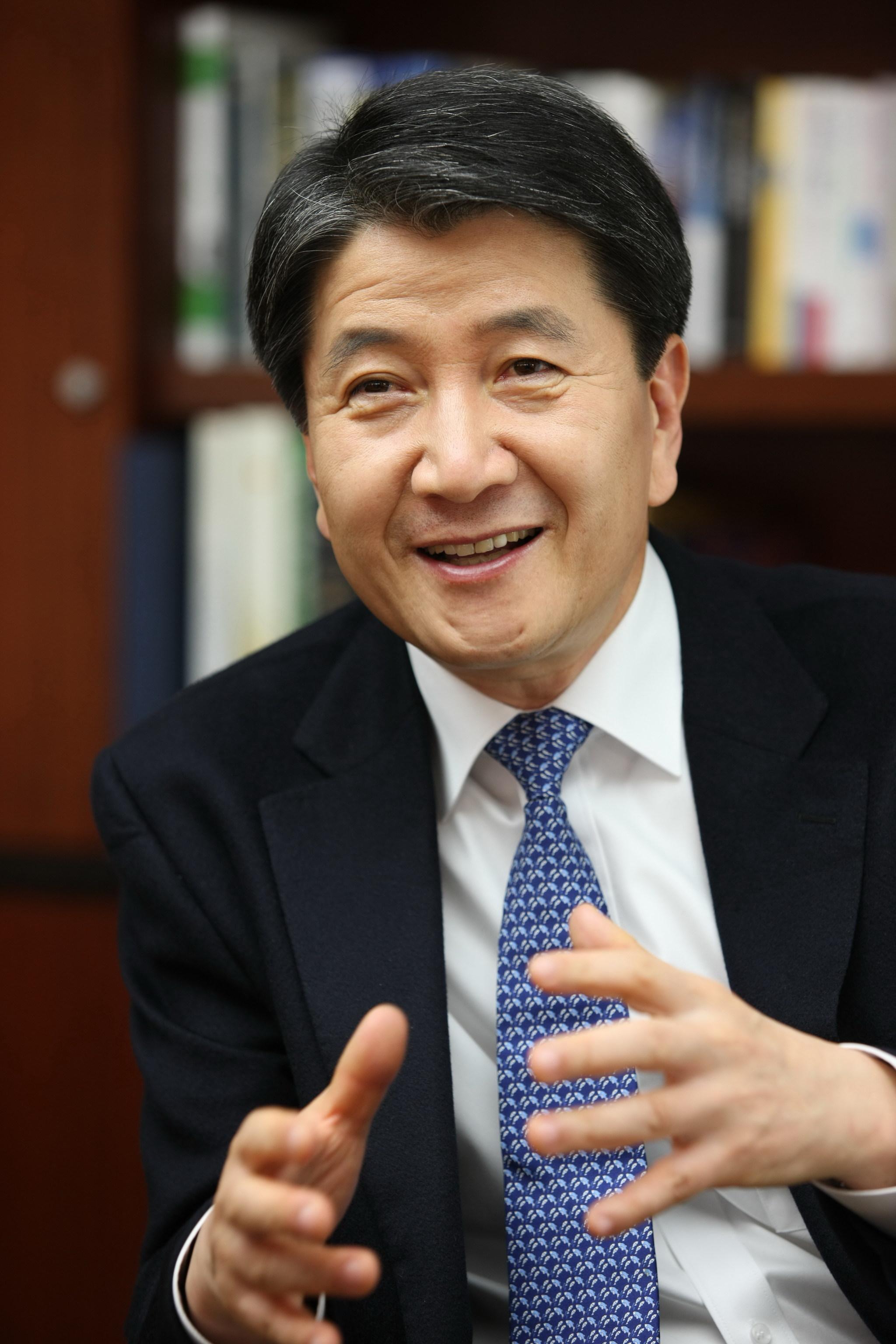 삼성생명 대표이사 김창수.
