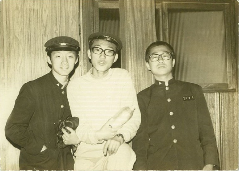 유승민 의원(왼쪽)