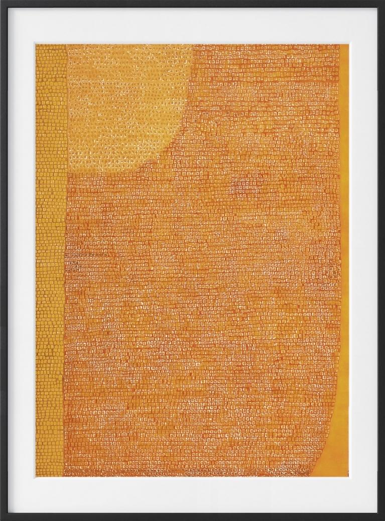 지난해 홍콩에서 열린 서울옥션의 경매에서 63억2626 만원에 낙찰돼 역대 최고가를 경신한 김환기 화백의 1970년작 <12-V-70 #172>.