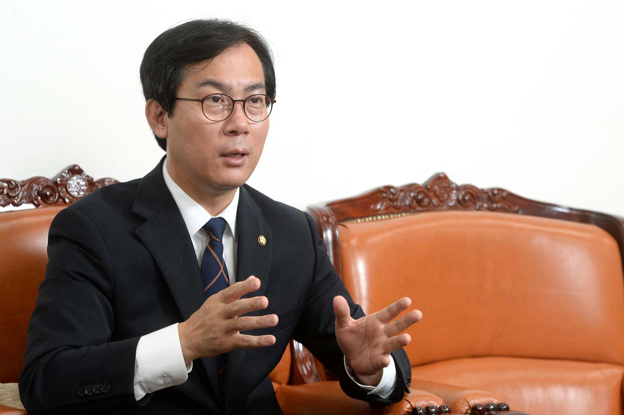 김영우 국회 국방위원장 [중앙포토]