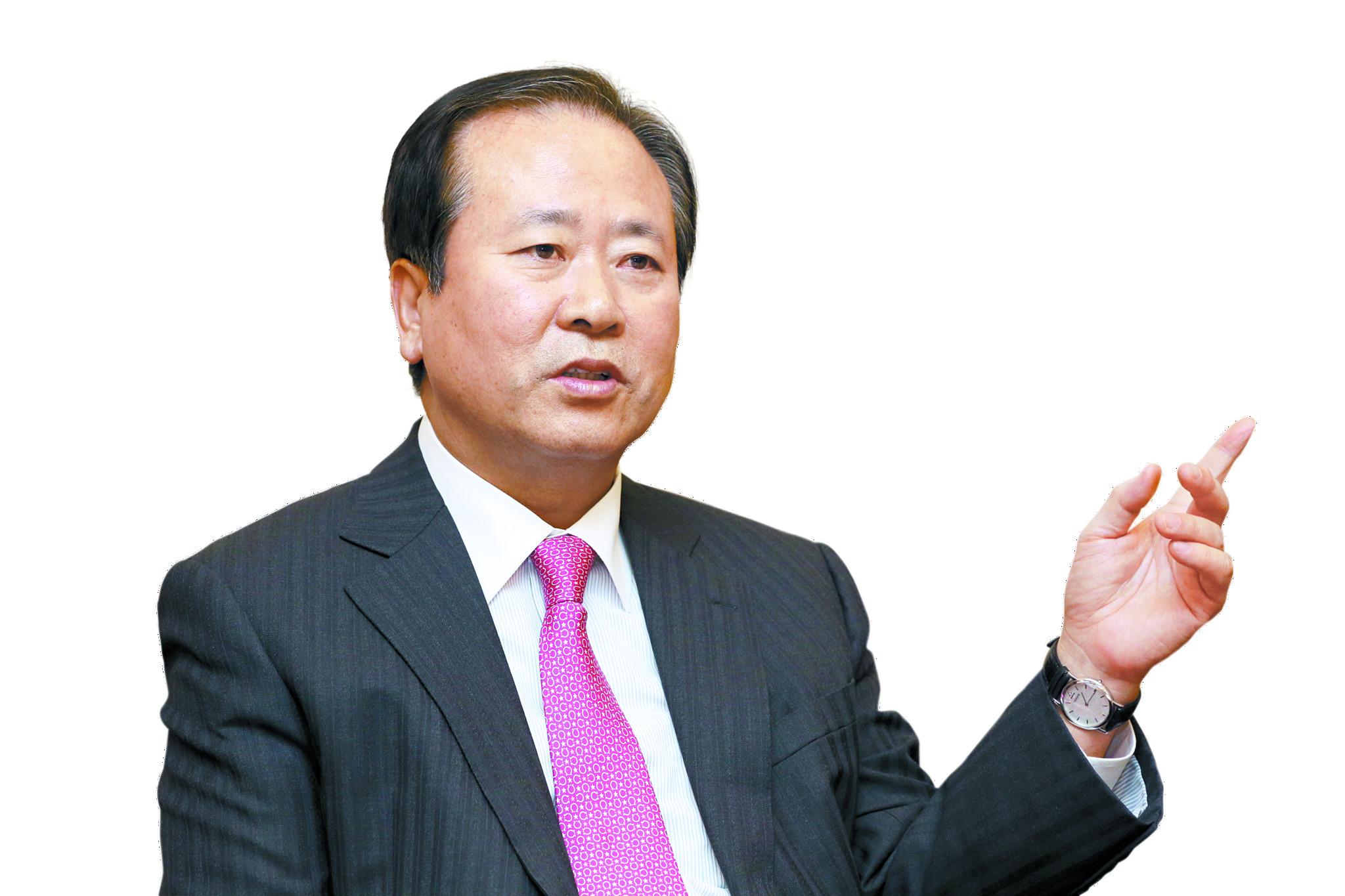 신상훈 전 신한금융지주 사장