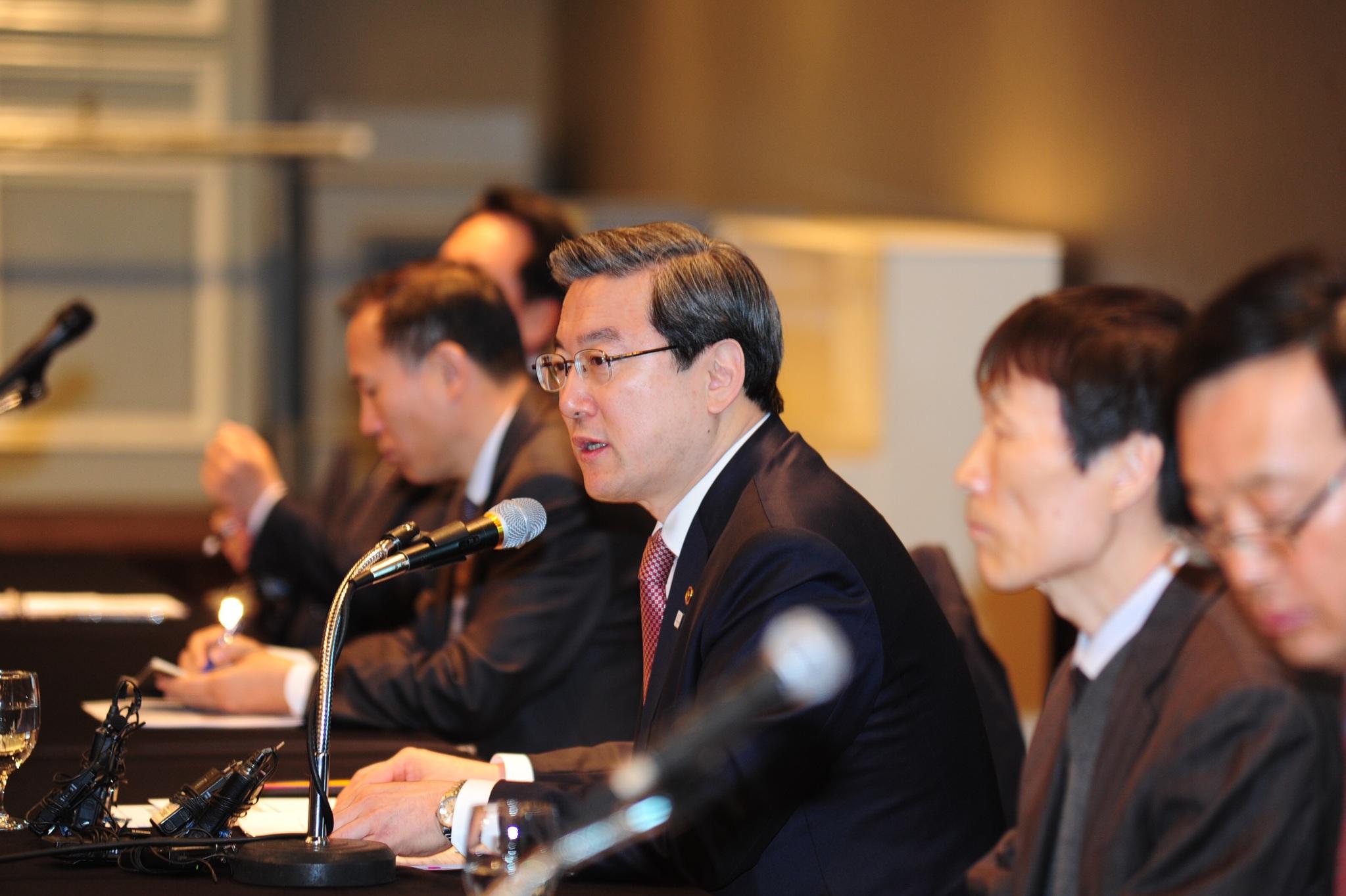 중소기업청 주최로 열린 '대(對) 중국 수출중소기업 간담회' [사진 중소기업청]