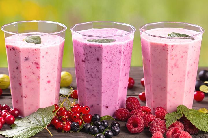 과일 스무디는 오히려 다이어트에 방해가 될 수도 있다.