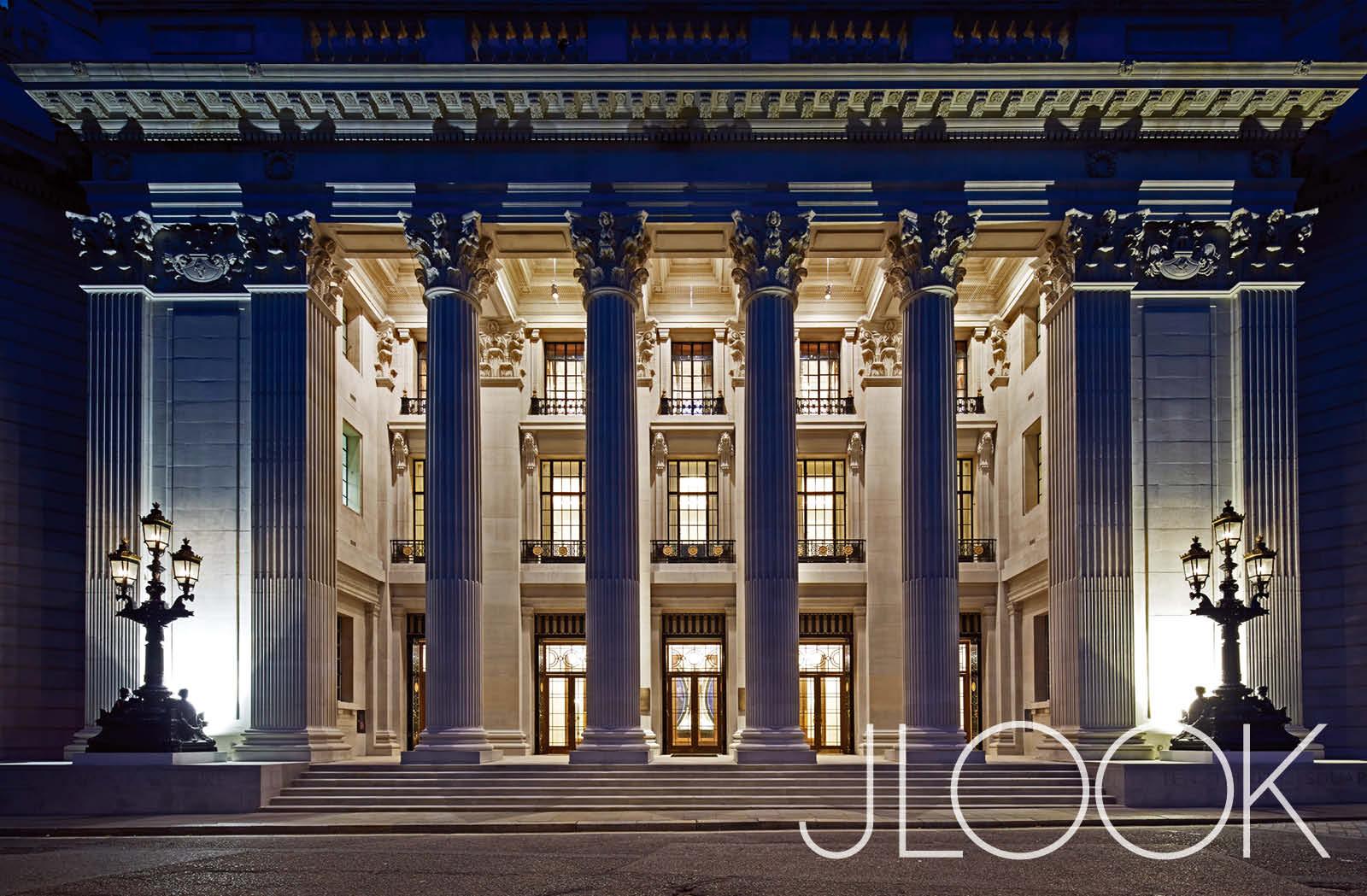 포시즌스 호텔 런던 앳 텐 트리니티 스퀘어