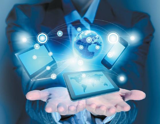 한국의 인터넷 속도가 26.1Mbps(초당 메가비트)로 세계에서 가장 빠르다는 조사 결과가 나왔다. [중앙포토]