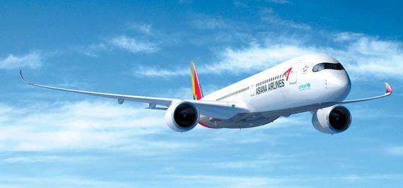 아시아나항공은 안전 분야도 한층 더 업그레이드해 1년이 넘는 연구개발을 거쳐 도입한 전사적인 '통합안전정보관리시스템'을 운용 중이다. 올해 4월부터 2025년까지 차세대 친환경 중대형기인 A350 기종 30대를 도입할 계획이다. [사진 아시아나항공]