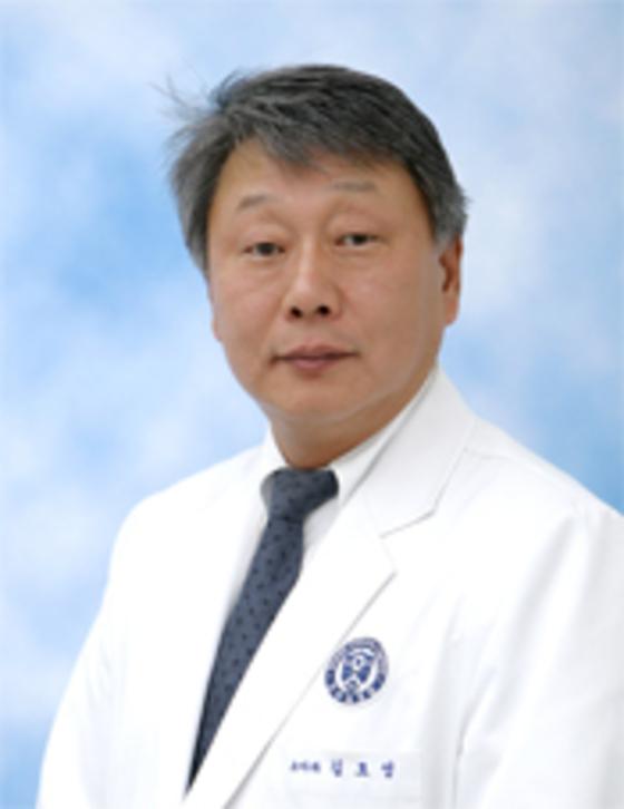 세브란스병원 소아청소년과 김호성 교수.