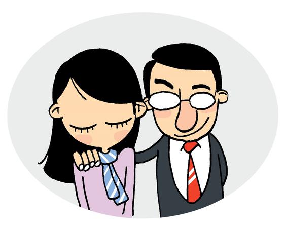 지난해 '평등의 전화 고용평등상담실'에 접수된 431건의 상담 중 118건(27%)이 직장 내 성희롱 관련 사항이었던 걸로 조사됐다. [중앙포토]