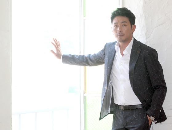 하정우,명품 배우의 품격 [사진 일간스포츠]