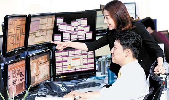 삼성증권은 700여 명의 PB 등 자산관리의 핵심 경쟁요소를 모두 갖추고 있다.