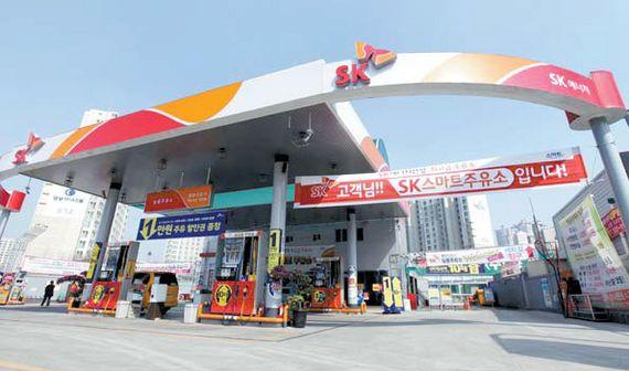 SK EnClean은 보너스카드의 다양한 혜택을 기반으로 고객만족도를 높이고 있다.