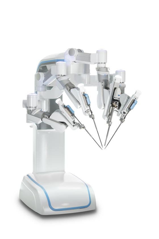 미래컴퍼니와 세브란스병원이 개발한 수술로봇 '레보아이'. 최근 임상시험이 끝났다. [사진 미래컴퍼니]