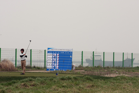 한국과 중국 골퍼들이 맞대결을 펼치는 한중 투어는 지난 2010년 3월 중국 상해 링크스에서 열린 바 있다. [KPGA 제공]