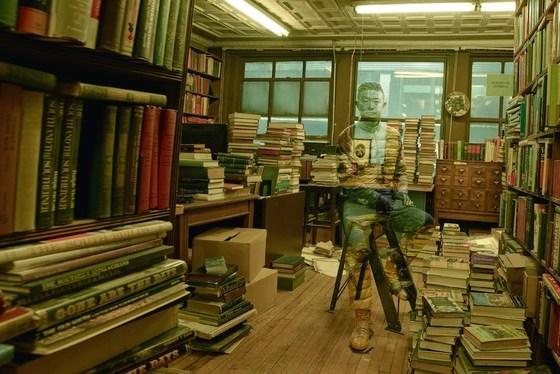 류보린이 등장한 몽클래르 광고. 애니 레보비츠가 찍었다. [사진 몽클래르]