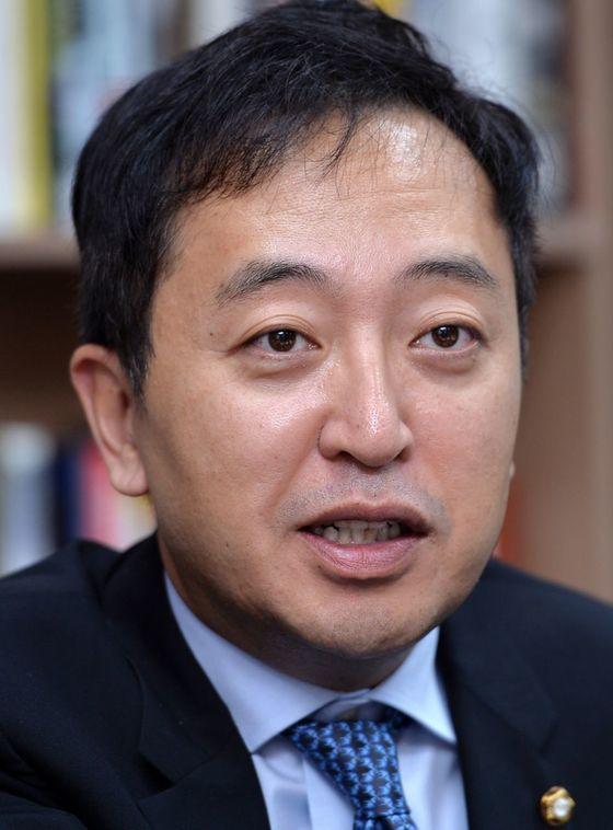 금태섭 더불어민주당 의원. [중앙포토]