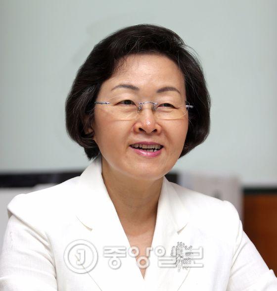신연희 강남구 구청장. [사진 중앙포토]