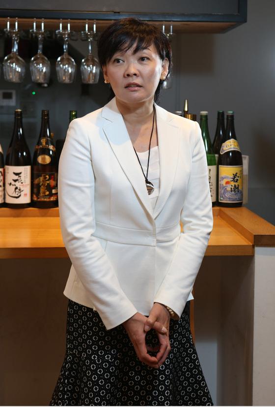 아베 신조 일본 총리의 부인 아키에 여사.