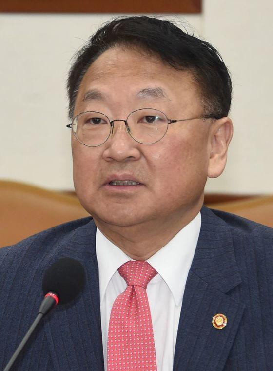 유일호 부총리 겸 기획재정부 장관. [사진 기획재정부]