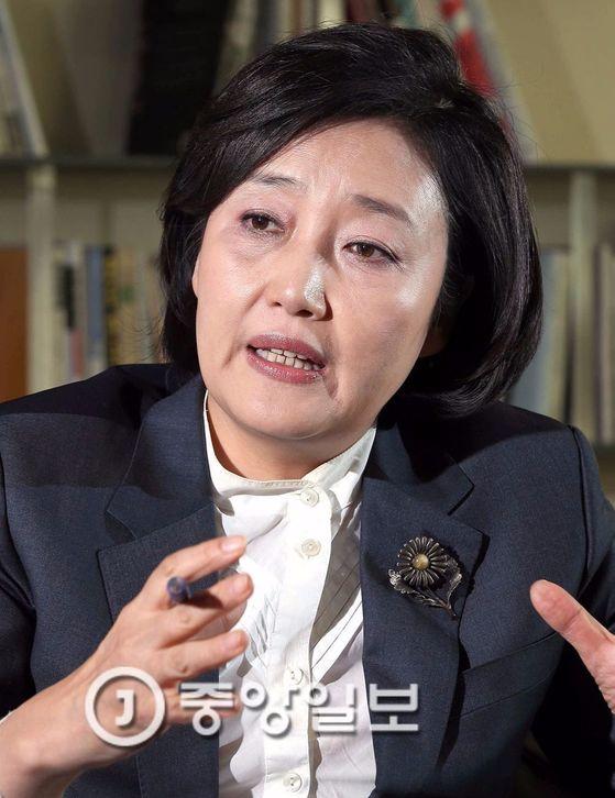 박영선 의원 직격인터뷰.