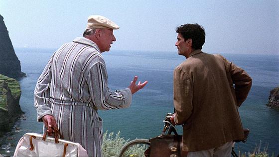 '일 포스티노'의 한 장면. 사진=영화사 진진
