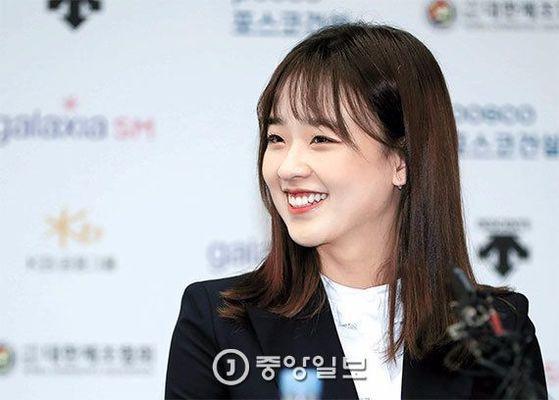 손연재 전 국가대표 리듬체조 선수. 사진 김민규 기자