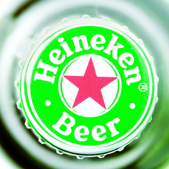 네덜란드 맥주 브랜드 하이네켄 [중앙포토]