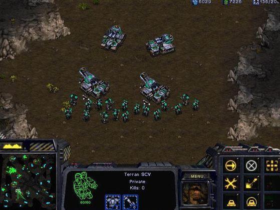 블리자드가 개발한 전략 게임 '스타크래프트' [사진 블리자드 홈페이지]