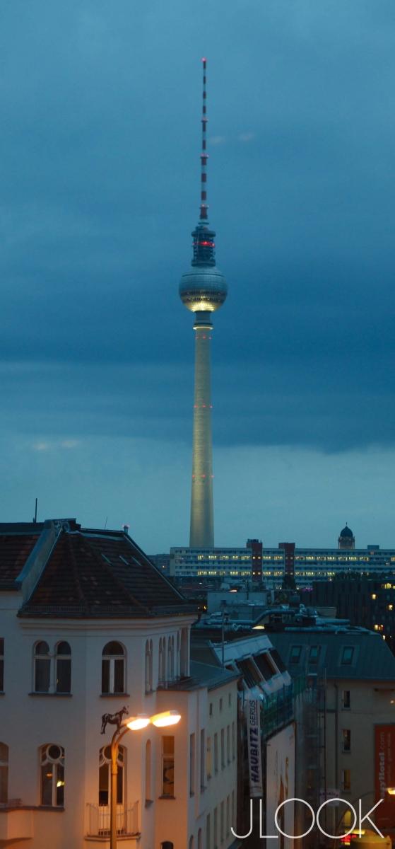 베를린 도시의 상징, TV타워