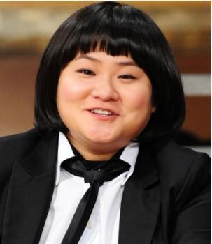 다이어트 전 김신영