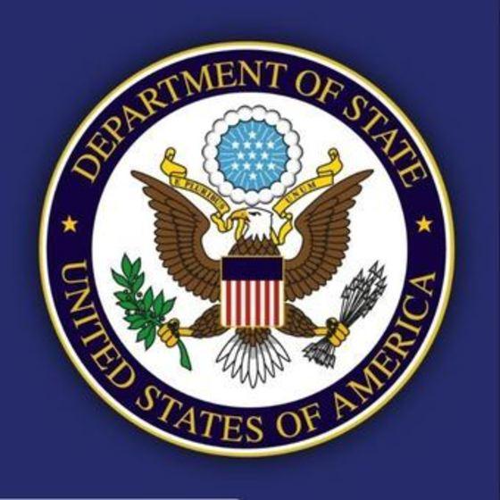 미국 국무부.
